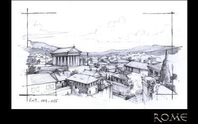 Rome_Sketch01
